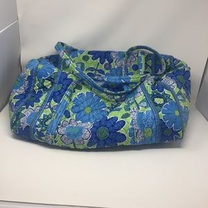 Vera Bradley Weekend Getaway Bag